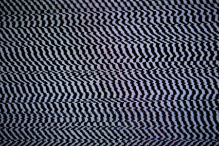 cable tv: Cable out  Abstract tv pattern texture background  Macro shot  Stock Photo