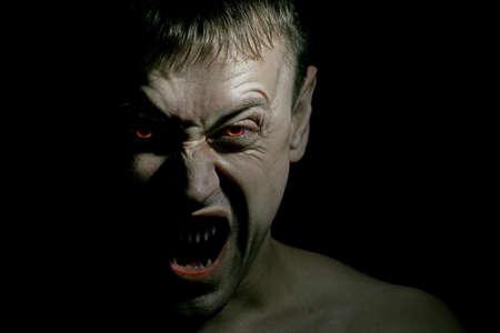 psychopathe: Loup-garou
