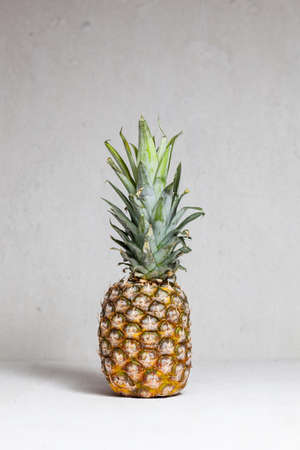 Pineapple fruit excellent for aperitifs and fruit juices