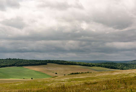 agriturismo: Summer in the fields of Bashkortostan in Russia