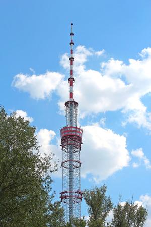 kyiv: Kyiv, television tower