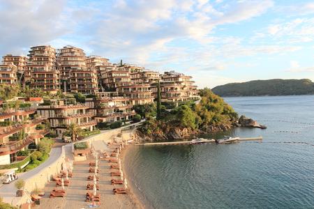 Montenegro, Budva Фото со стока - 46408310