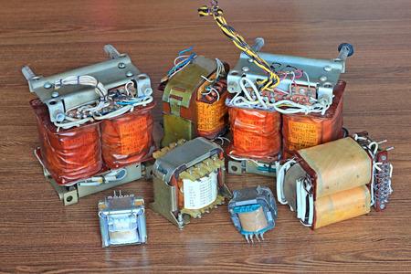 windings: transformers