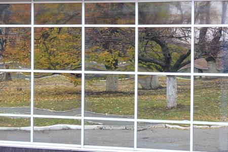 mirror: distorting mirror