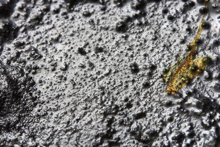 a drop of molten metal Фото со стока