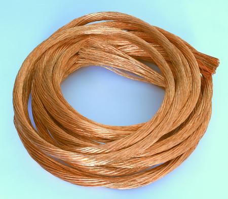 hank of a copper wire