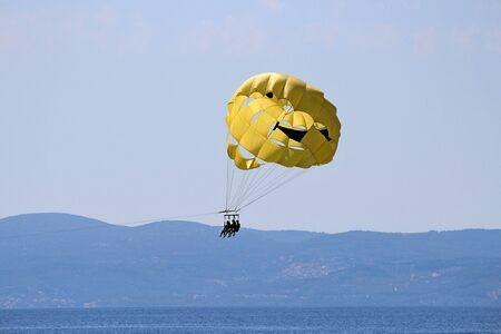 fun holiday on the Adriatic Sea 版權商用圖片