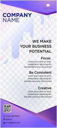banner business company website headers tags web commercial portrait-02 Çizim