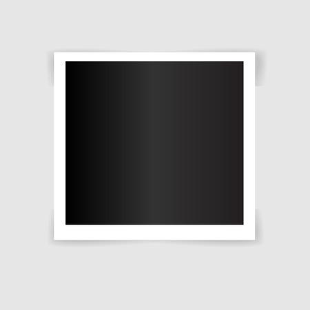Cornice per foto Illustrazione del modello vector_1 Vettoriali