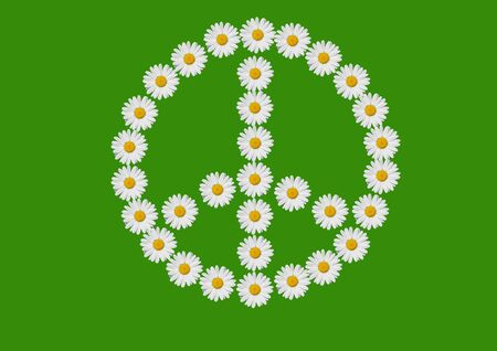 flower power: the symbol of peace and love