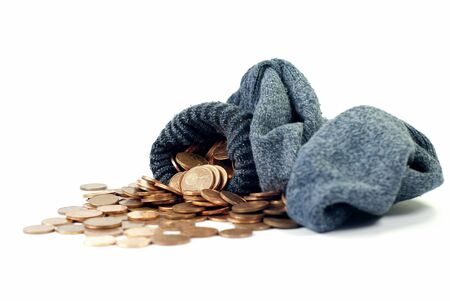 coinage: economy in a sock