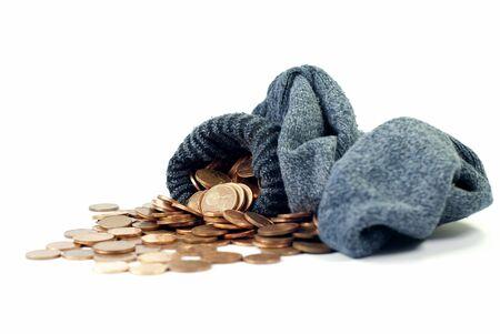 economy in a sock