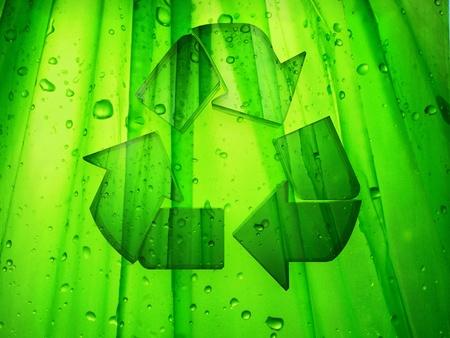 illustration of recycling illustration