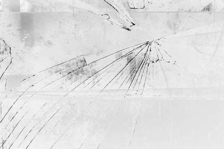 cracked glass: cracked glass background. Abstract background