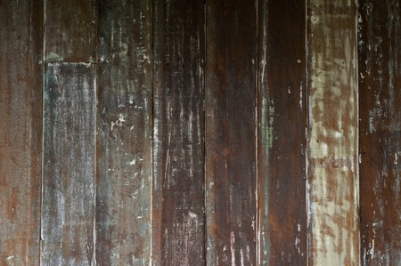Texture of wall made with old wood Stock Photo - 8056655