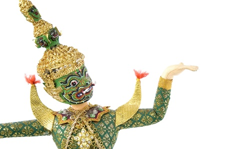 khon: Giant costume present Khon Thai classical dance