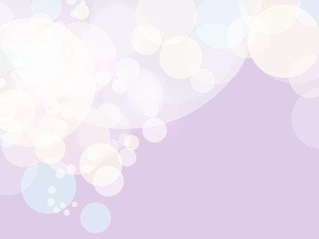 pastel shade bubble on purple background photo