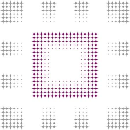 gradual: Marco gradual Square