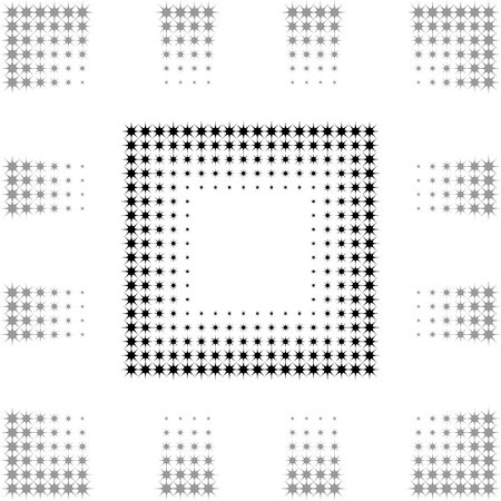 gradual: Gradual marco sin fisuras Vectores