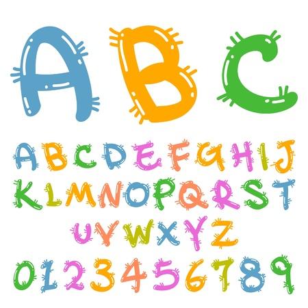 cute funny font