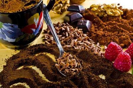 Chocolate and Kaffe photo