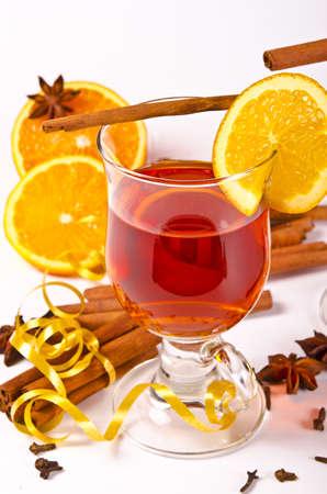 hot wine punch