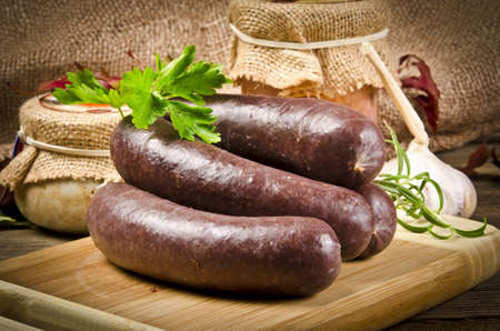 ailment: Krupniok really Polish blood sausage