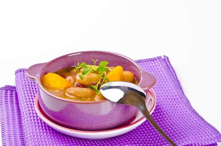 Bean soup photo