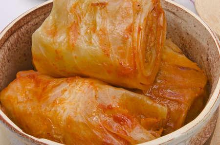 cabbage rolls photo