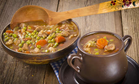 fricassee: calf s fricassee