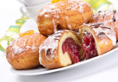cuisine entertainment: doughnut