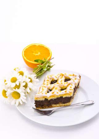 poppy-seed cake photo