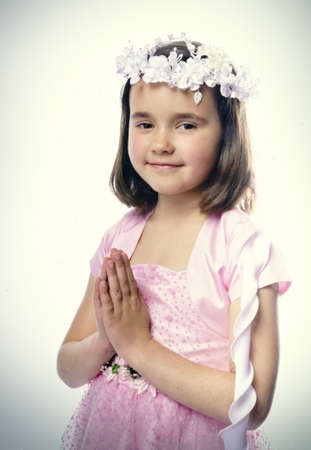 First Communion photo
