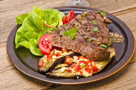 Grilled Steak photo