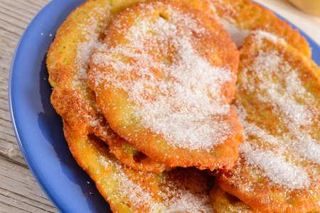Potato pancake Archivio Fotografico
