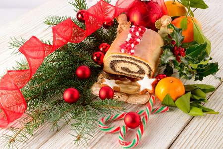 decoracion de pasteles: pastel de semillas de amapola
