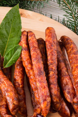 schein: frankfurterki world to known and beloved thin small sausages