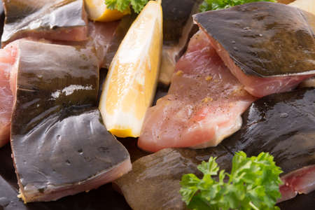 filleted carp Stock Photo - 17133609