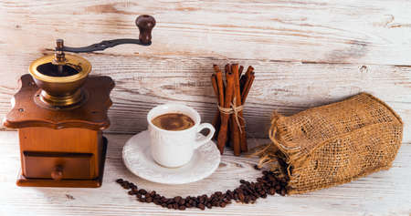 coffee utensils photo