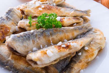 vitamin d: herrings