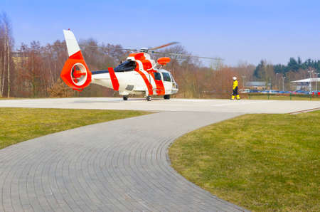 coastguard: rescue helicopter
