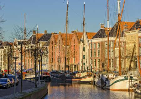 groningen: Groningen harbour
