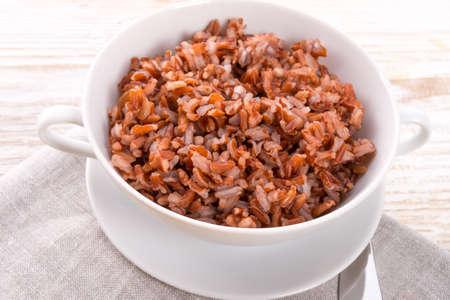 Red rice photo