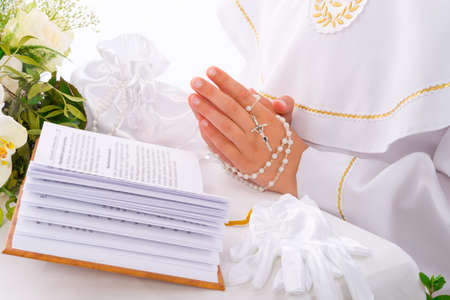 liturgical prayers Stock Photo - 29172064