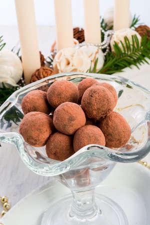 confiserie: marzipan ball