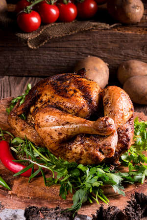 downloaded: Baked Chicken