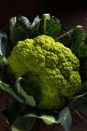 coliflor: Verde coliflor