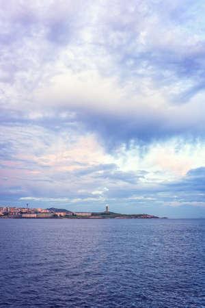 rehabilitated: La Coruna coast