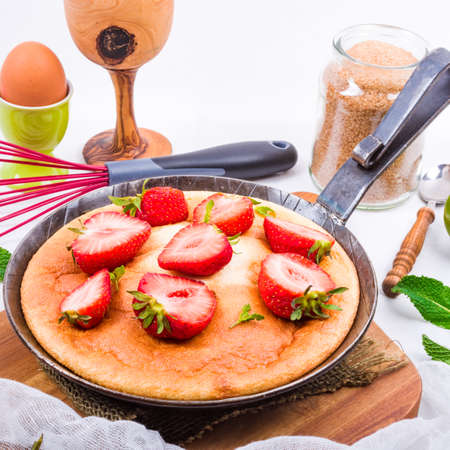 dutch: Dutch baby pancakes