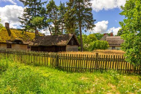 polish ethno- village